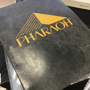 Data General Pharaoh Manual